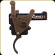 Timney Triggers - Weatherby Vanguard (Fits Howa 1500, Mossberg 1500, S&W 1500) with Safety - 1-1/2 to 4 lb - Nickel Plate - 611-16