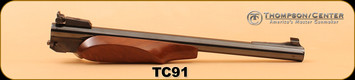 Consign - Thompson Center - 35/30-40Krag - Converted from 35Rem - Contender 'Super 14' - Wd/Bl, 14""