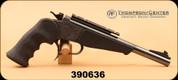 "Consign - Thompson Center - 223Rem - Contender - Blk/Bl, 10"" Bull barrel"