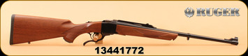 "Ruger - 7.62x39 - 1A Light Sporter - American Walnut Stock/Blued, 22"" Barrel"