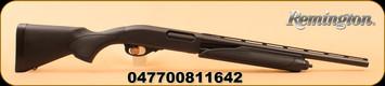 "Remington - 20Ga/3""/18.75"" - 870 Express Junior Compact Shotgun - Pump Action, Matte black synthetic stock/Blk, Rem Choke, Vent Rib, 12"" adjustable LOP, 5.75lbs"