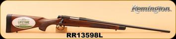 "Remington - 7mm-08Rem - Model 700 CDL 'Classic Deluxe' - Walnut/Matte Blued, 24"" Barrel, X-Mark Pro Trigger, R3 Recoil Pad"