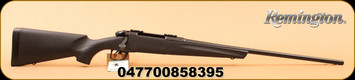 "Remington - 300WinMag - 783 Bolt Action Rifle - Matte BlkSyn /Carbon steel magnum contour button rifled 24"" barrel, 3 Rounds, New CrossFire adjustable trigger 2.5-5 lbs"