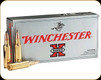 Winchester - 30-40 Krag - 180 Gr - Super X - Power Point - 20ct - X30401