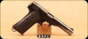 "Consign - Fabrique Nationale - 7.65mm - 1922 - Blk grips/bl, 4.5"" - Prohib"
