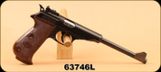"Consign - Walther - 22LR - Sport - Brown grips/blued finish, 8 3/8"" - In original box"