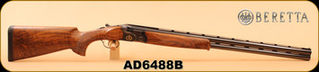"""Consign - Beretta - 12Ga/3""""/29.5"""" - ASE Gold Sporting - O/U, Wd/Bl, Gold trigger, c/w fitted hard case, extra chokes, pins, sights, extra triggers, cleaning rod, jags"""