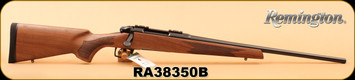 "Remington - 6.5Creedmoor - Model 783 - Pillar Bedded Walnut Stock/Blued, 22"" Carbon Steel Magnum Contour Button Rifled, Free Float Barrel, S/N RA38350B"
