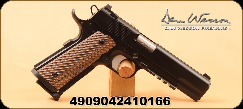 Dan Wesson - 9mm - Specialist LASD Duty Edition - G10 Grips