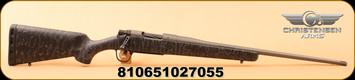 "Christensen Arms - 6.5Creedmoor - Mesa - Black w/Gray Webbing/Tungsten Cerakote, 22"", 1:8"" - Mfg# CA10280-H13211"