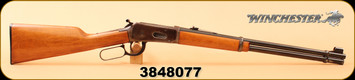 "Consign - Winchester - 32WinSpl - Model 94 - Wd/Bl, 20"" Barrel - small crack in stock"