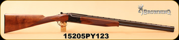 "Used - Browning - 20Ga/2.75""/28"" - Citori Superlight Feather - European Stock/Blued, vent rib barrel"