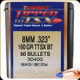 Barnes - 8mm - 160 Gr - TTSX (Tipped Triple-Shock X) - Boat Tail - 50ct - 30400