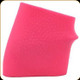 Hogue - Handall Jr - Universal Grip Sleeve (Fits Bond Arms) - Small - Rubber Pink