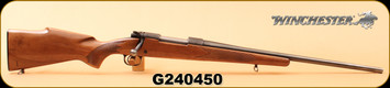 "Used - Winchester - 30-06Sprg - Model 670 - Sporting - Wd/Bl, 22""Barrel, Sporter Stock w/ raised cheek-piece, 7lbs"