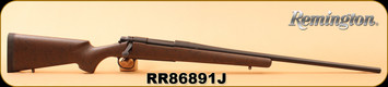 "Used - Remington - 30-06Sprg - Model 700 American Wilderness Rifle - Brown w/black web Grayboe stock/Black Cerakote Finish, 24"" Free Float Barrel, c/w detachable Mag"
