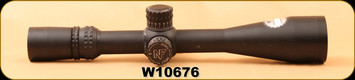 Used - Nightforce - NXS - 3.5-15x50 - Matte Black, LV.5 Reticle, 30mm tube diameter