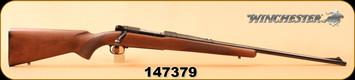 "Consign - Winchester - 270WCF - Model 70 - Pre '64 Model - Wd/Bl, 24""Barrel"