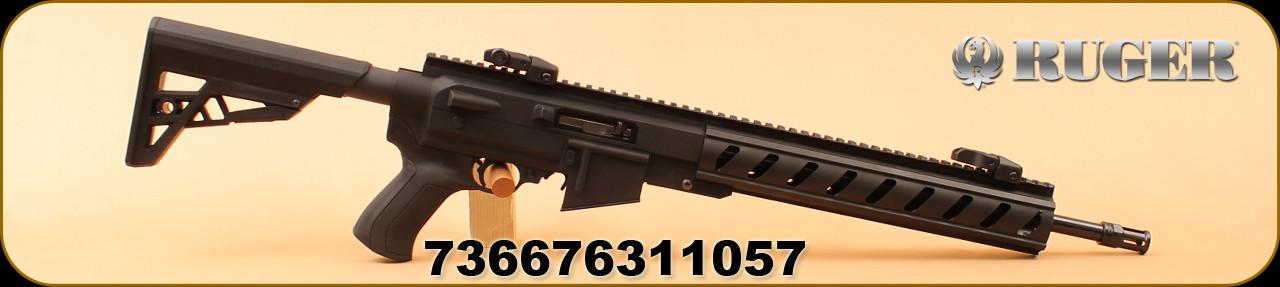 ruger 22lr 10 22 tactical black ati ar 22 satin black finish