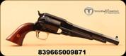 "Taylor's & Co - Uberti - 45LC - 1858 Remington Conversion Revolver - Single Action Revolver - Walnut Grip/Blued, 8"" Octagonal Barrel, 6 Rounds"