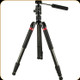 Nightforce - Carbon Fiber Tripod w/ Ball Head - A429