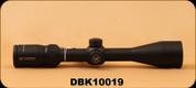 Consign - Vortex - 4-16x42 - Diamondback HP Riflescope - Dead-Hold BDC Reticle - Hard-anodized black matte finish - In original box