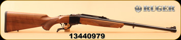 "Ruger - 450/400NE - No.1-H - Tropical - American Walnut/Blued, 24""Barrel, MFG# 11324"
