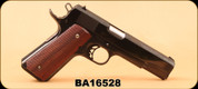 "Consign - Norinco - 45ACP - M-1911 - Wood Grips/Black, 5""Barrel, 7 magazines, holster, custom gunsmithing"