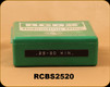 Consign - RCBS - 25-20Win - Reloading Die Set