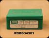Consign - RCBS - 357Herrett - FL Die Set - MFG# 34301