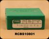 Consign - RCBS - 221Rem - FL Die Set - MFG# 10801