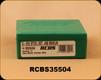 Consign - RCBS - 450Marlin - 3 Die Set - MFG# 35504