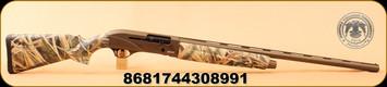 """Huglu - 12Ga/3""""/28"""" - GX512 Cerakote Camo - Semi-Auto - Camo/Bronze Cerakote, 5pc. Mobile Choke Set"""