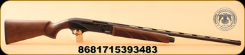 "Huglu - 20Ga/3""/28"" - GX520 - Turkish Walnut/Black Receiver/ Blued, 5pc. M. Choke Set"