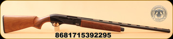 "Huglu - 12Ga/3""/28"" - GX512 - Turkish Walnut/Black Receiver/Blued,"