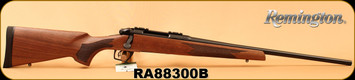 "Remington - 6.5Creedmoor - Model 783 Walnut - American Black Walnut/Blued, 22""Barrel, Crossfire Adjustable Trigger, MFG# 85866, S/N RA45954B"