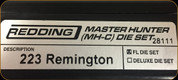 Redding - Master Hunter Die Set - 223 Remington - 28111
