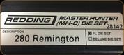 Redding - Master Hunter Die Set - 280 Remington - 28142