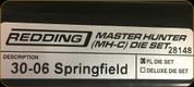 Redding - Master Hunter Die Set - 30-06 Springfield - 28148