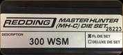 Redding - Master Hunter Die Set - 300 WSM - 28223