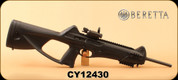 """Consign - Beretta - 40S&W - CX4 Storm - Black Synthetic, 16.6""""Barrel, c/w Sightmark Red Dot & Laser, Side-Mounted flashlight, 3 magazines - Restricted"""