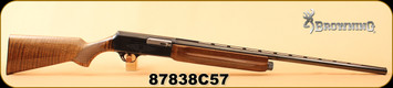 """Consign - Browning - 12Ga/2.75/28"""" - Model 2000 - Semi-Auto - Wd/Bl, Side load, bottom eject"""
