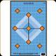 "Accu Blue Targets - 12"" x 18""  Paper Target 10 pk - Blue Diamond - 10 Pack - PT14"