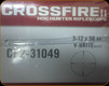 Vortex - Crossfire II - 3-12x56 AO - V-Brite MOA - CF2-31049