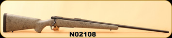 "Used - Nosler - 26Nosler - M48 Liberty - Grey Stock w/Black Webbing/Black Cerakote Finish, 26""Barrel, 3 Rounds, MFG# 32948 - Unfired"