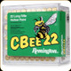 Remington - 22 LR - 33 Gr - C-Bee - Hollow Point Low Noise - 100 ct - 21119