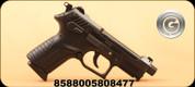 "Grand Power - 22LR - Model CP22 - Black, 4.17""Barrel, SA/DA trigger mechanism"