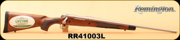 "Remington - 6.5Creedmoor - Model 700 CDL SF - Limited Edition - Premium American Walnut/Stainless, Fluted 22""Barrel, X-Mark Pro Adjustable Trigger, Mfg# 84034, S/N RR41003L"