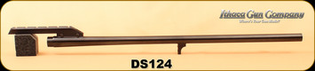 "Used - Ithaca - 20Ga/3""/24"" - M37 Deerslayer 1 - Cantilever Shotgun Barrel - Blued Finish"