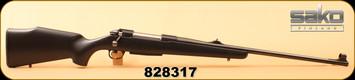 """Consign - Sako - 7mmRemMag - TRG-S M995 - Black Synthetic/Blued, 24.4""""Barrel"""